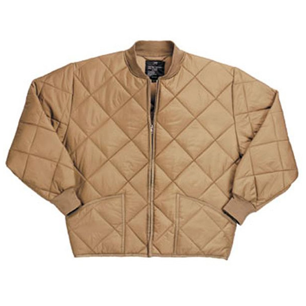 Rated 5 out of 5 by JB73 from Best jacket ever I wanted a quilted nylon jacket for fall and this coat covered all the bases and then some. The waist length is perfect for working, not getting in the way.