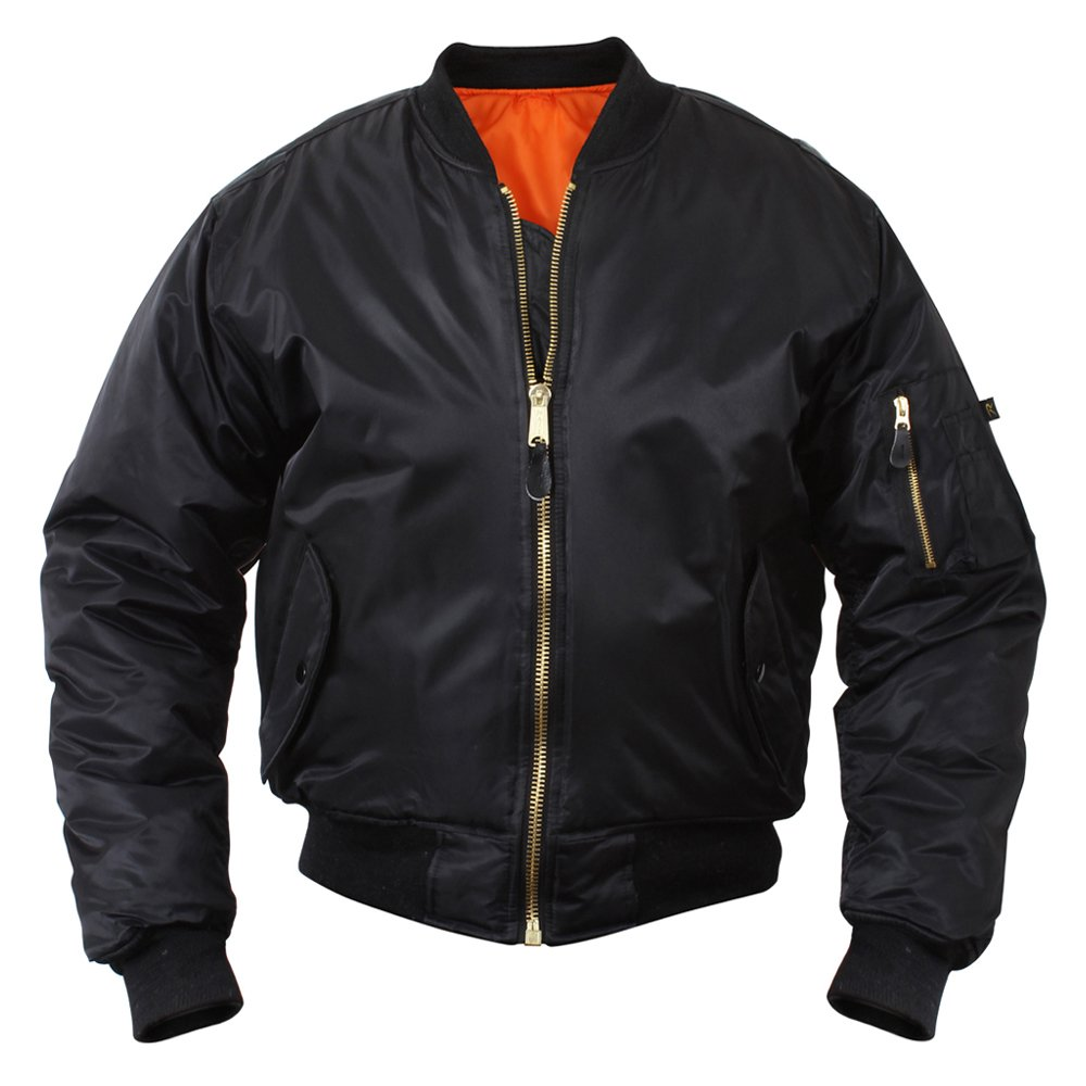 This men's flight jacket has Alpha's signature zippered utility/pencil Landing Leathers Men's Navy G-1 Leather Flight Bomber Jacket. by Landing Leathers. $ - $ $ $ 99 Prime. FREE Shipping on eligible orders. Some sizes/colors are Prime eligible. out of 5 stars
