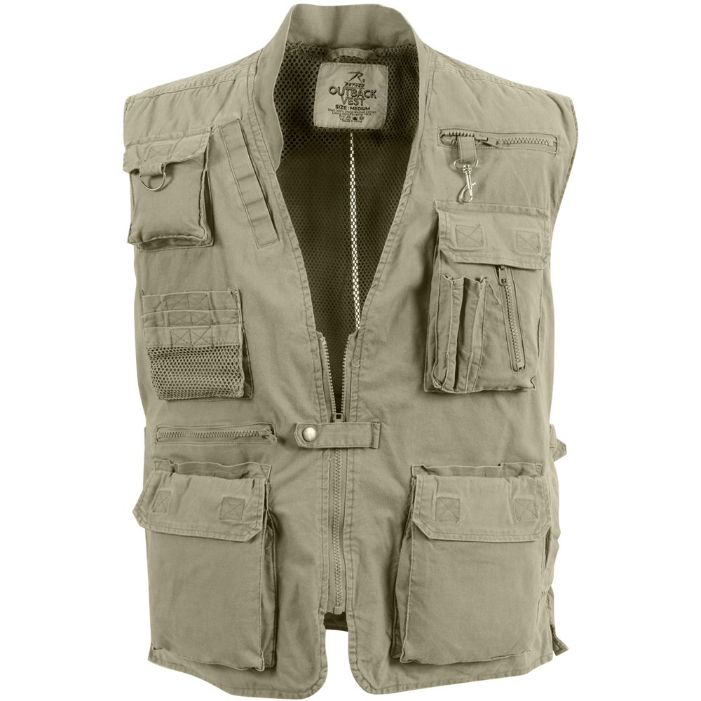 Men's Clothing Sale Men's Clothing Clearance Ladies' Clothing. Ladies' Clothing Shirts & Tops Get your little ones ready for big adventures with the rugged Backyard Safari™ Cargo Vest! Tough enough for even the most adventurous kid, this Cargo Vest features a large zipper pocket for storing Backyard Safari Binoculars (sold separately) and 5/5(4).