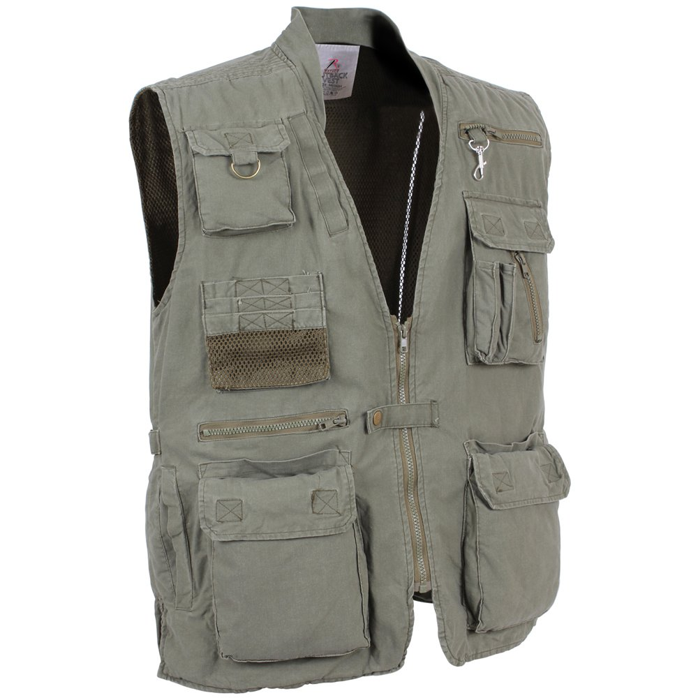 You searched for: mens safari vest! Etsy is the home to thousands of handmade, vintage, and one-of-a-kind products and gifts related to your search. No matter what you're looking for or where you are in the world, our global marketplace of sellers can help you find unique and affordable options. Let's get started!