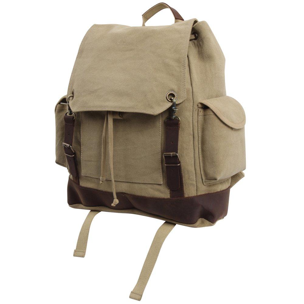 vintage expedition rucksack. Black Bedroom Furniture Sets. Home Design Ideas