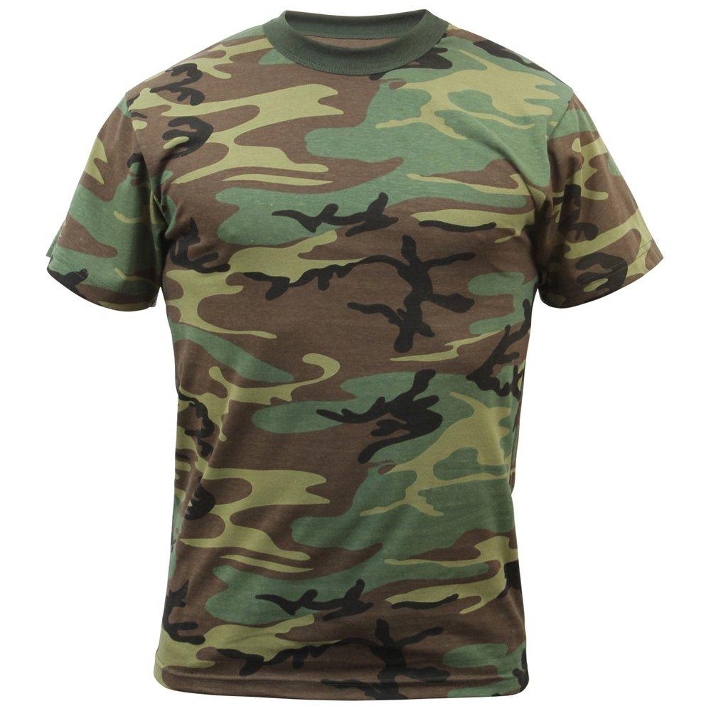 mens classic camo t shirts