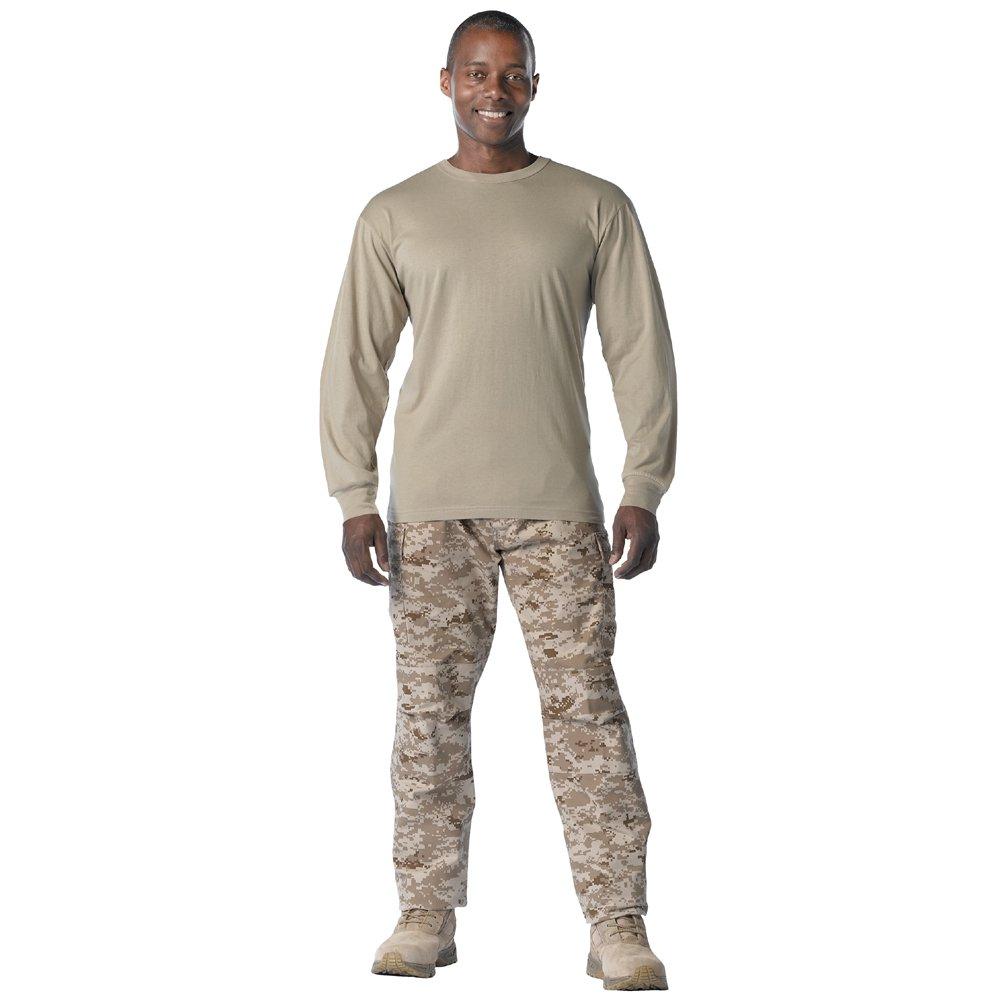 Mens Fire Retardant Long Sleeve T Shirt