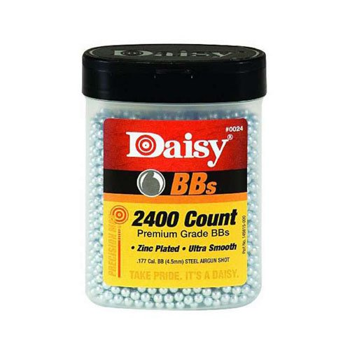 Daisy 2400 Steel Count Bbs